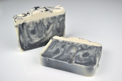 Handmade patchouli soap