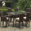 Saint Tropez Outdoor Rectangular Dining Table