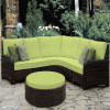 Saint Tropez Outdoor Sectional End LSF