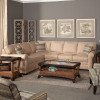 Bedford Upholstered Sectional