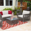 Graphite Outdoor Seating Collection
