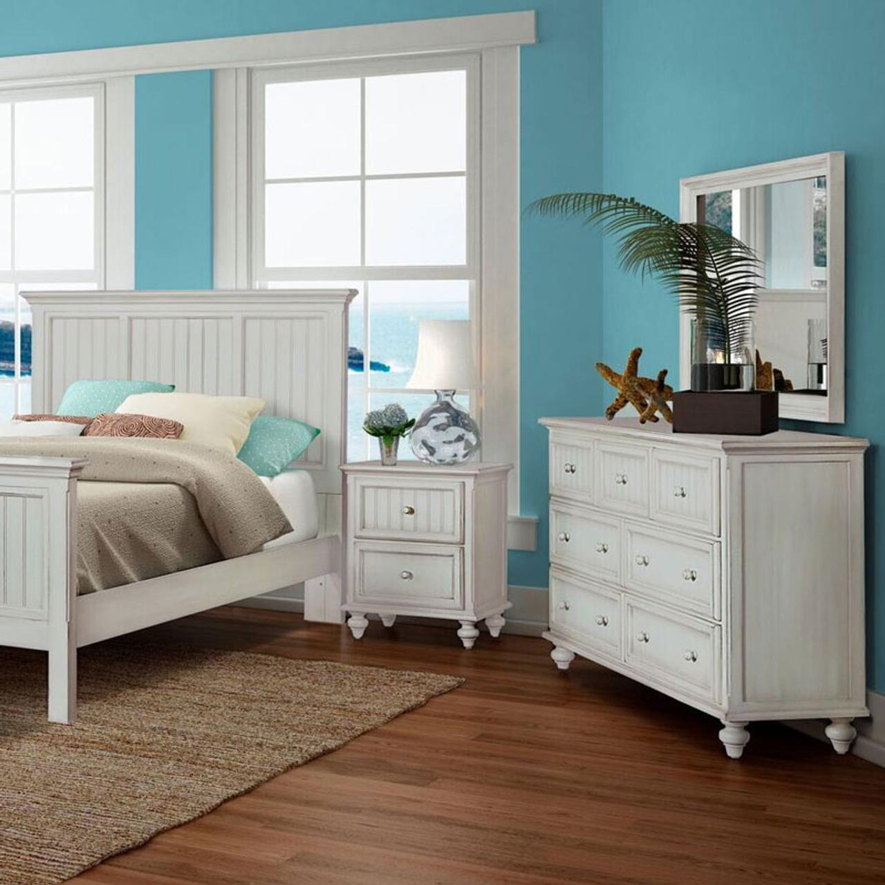 Monaco 4 Pc Bedroom Set