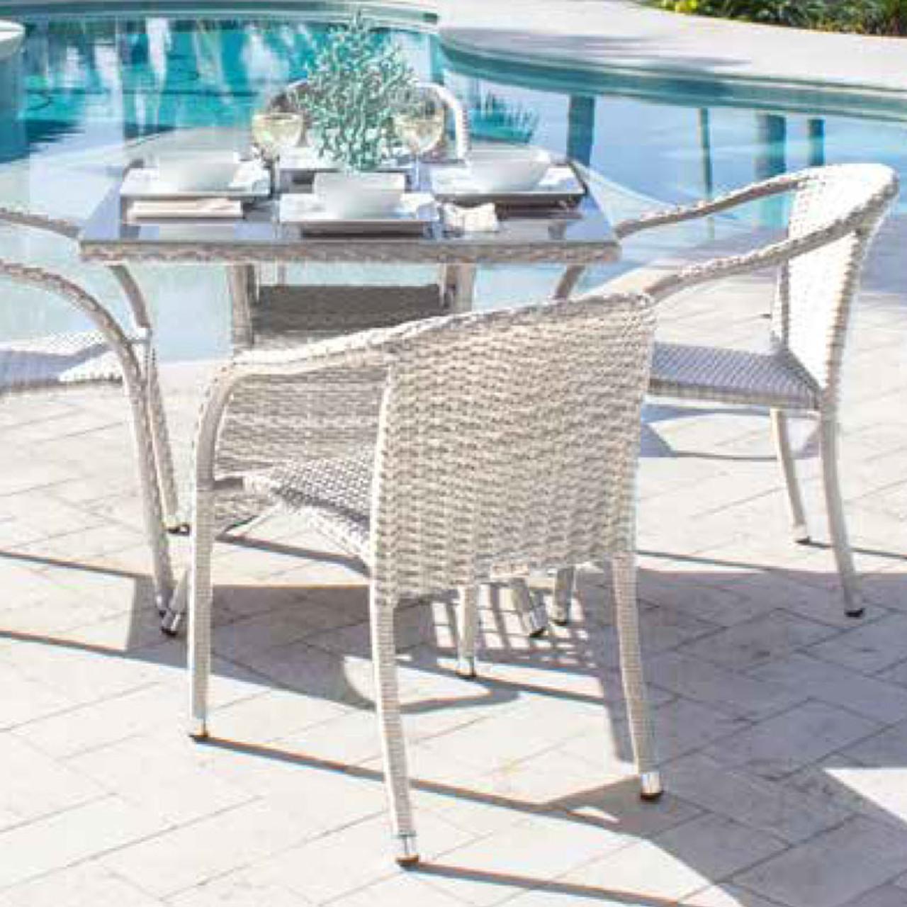 ... Santorini Outdoor Dining Set ...