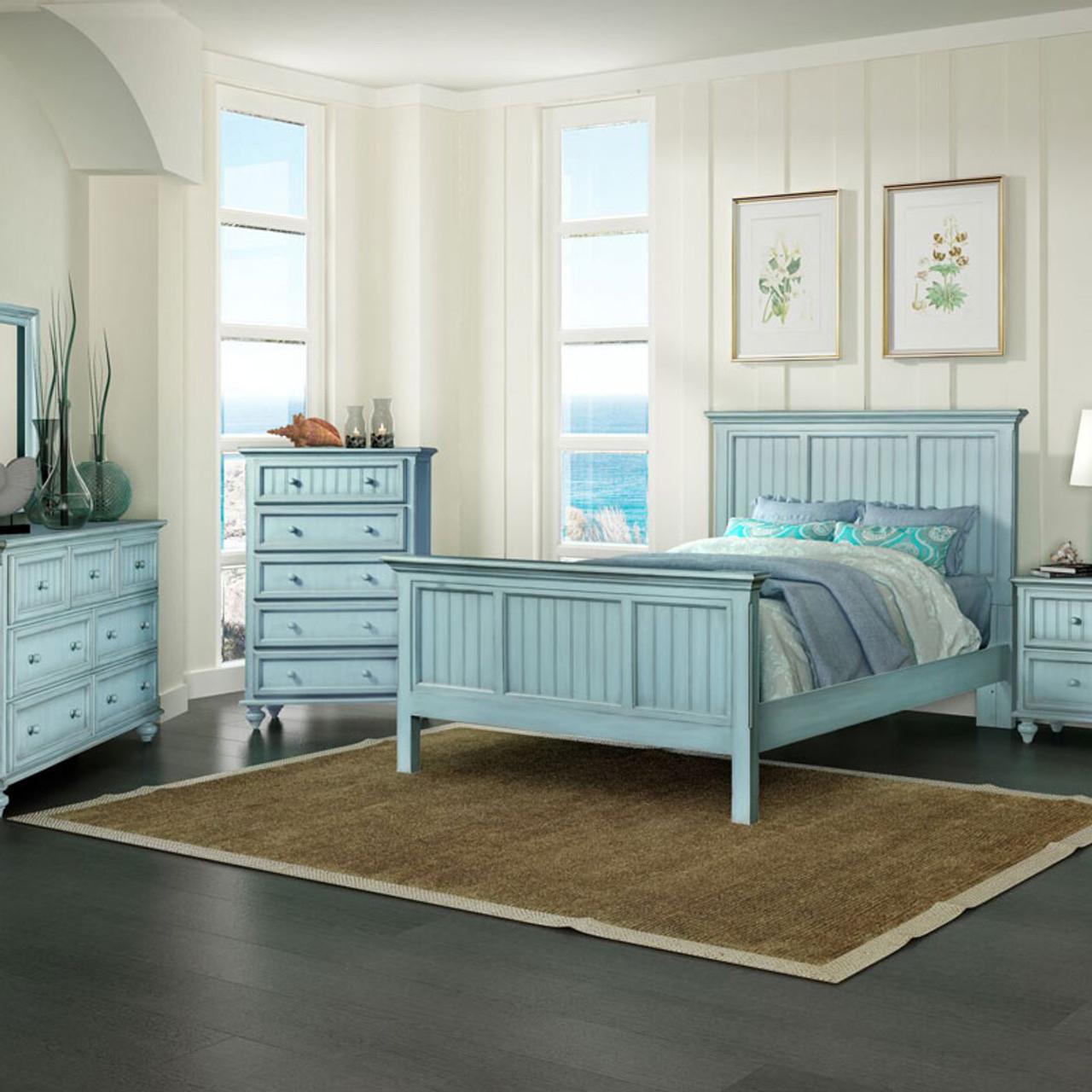 Monaco 5 Pc Bedroom Set