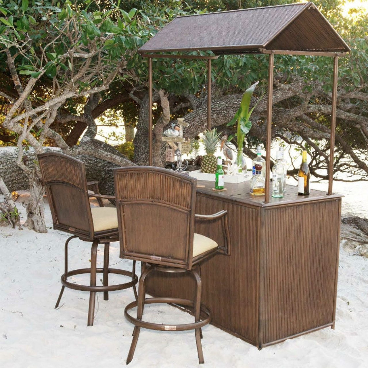 - Tiki Outdoor Dining Collection