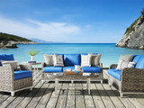 Grand Isle Outdoor Seating Collection