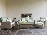 Saint Tropez Outdoor Seating Collection