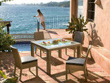 Rubix Outdoor Dining Collection