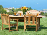 Teak Outdoor Dining Collection