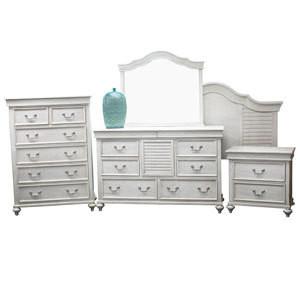 Coastal Estate Bedroom Collection