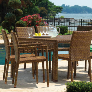 St Barths Outdoor Dining Collection
