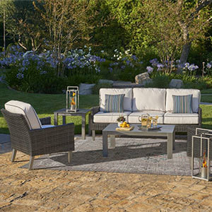 Amari Outdoor Seating Collection