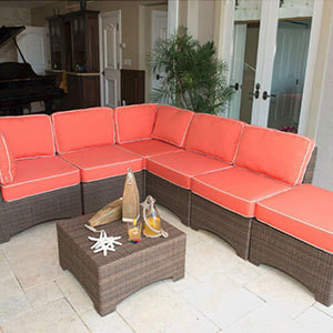 Key Biscayne Sectional