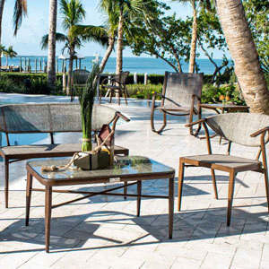 Valdosta Outdoor Seating Collection
