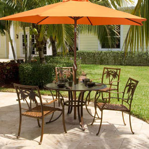 Palm Bay Outdoor Dining Collection