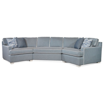 Gramercy Park 3 piece Sectional