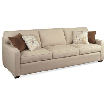 Gramercy Park Estate Sofa  in Java finish