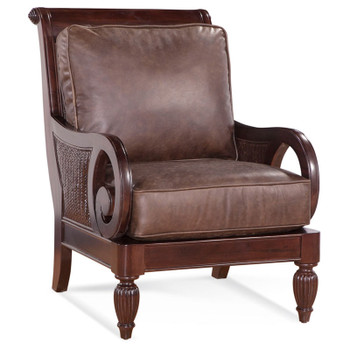 Grand View Lounge Chair in Java finish