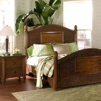Harborside 4 piece Bedroom Set