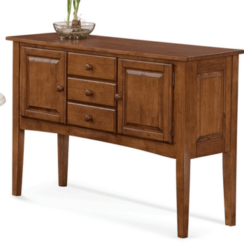 Hues Buffet in Havana finish