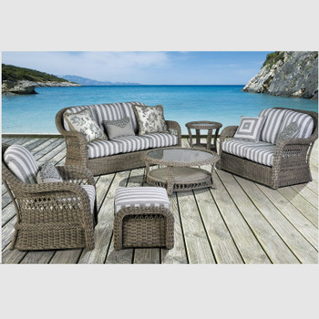 Arcadia Outdoor 6 piece Seating Set
