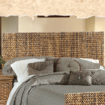 Island Breeze Maui Headboard