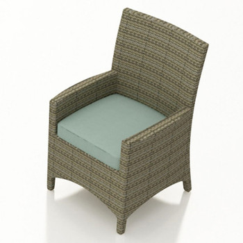 Malibu Outdoor Universal Dining Arm Chair