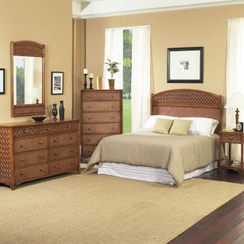 Monte Carlo 4 piece Bedroom Set