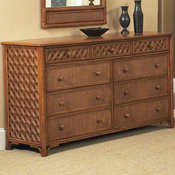 Monte Carlo 9-Drawer Dresser