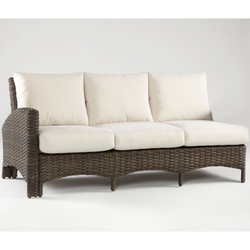 Panama Outdoor Sectional Left Arm Sofa