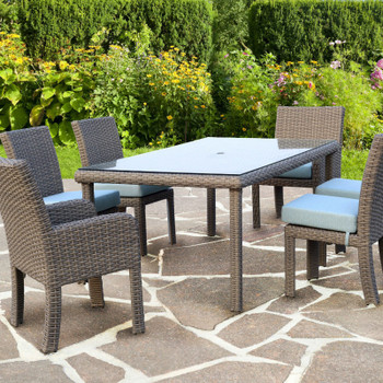 Saint Tropez Outdoor Dining Arm Chair
