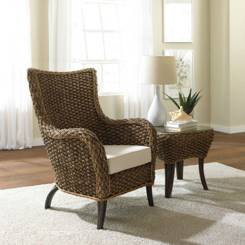 Sanibel Lounge Chair and End Table