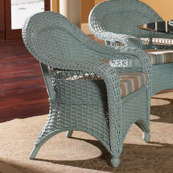 Seaside Retreat Dining Arm Chair