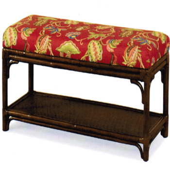 Summer Retreat Bed Bench