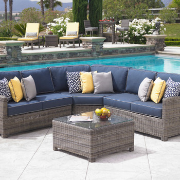Bainbridge Outdoor Sectional Collection