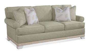 The Fairwind Queen Sleeper Sofa is available in your choice of fabric