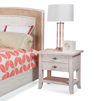 The Fairwind Nightstand is a beautiful addition to any bedroom.
