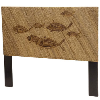 Island Breeze School of Fish Headboard