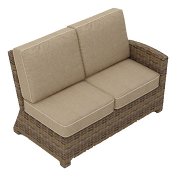 Replacement Cushions for Bainbridge Sectional Right Loveseat