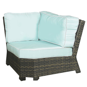 Replacement Cushions for Lakeside Outdoor Sectional 45 Degree Corner