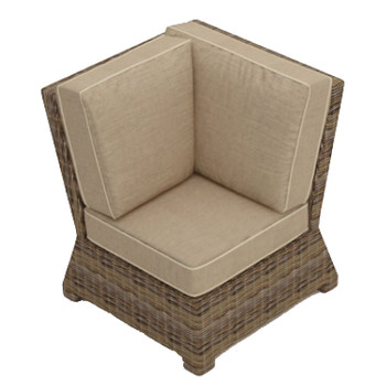 Bainbridge Outdoor Sectional Corner Chair