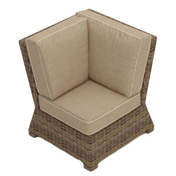 Bainbridge Outdoor Sectional Corner Chair