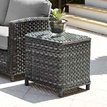 Lorca Outdoor Lamp Table