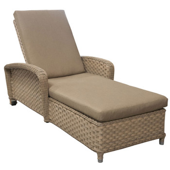 El Dorado Outdoor Chaise Lounge