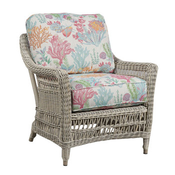 Paddock Outdoor Chair - Seas Fiesta Fabric
