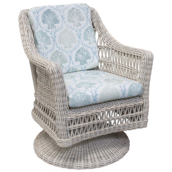 Paddock Outdoor Dining Swivel Rocker