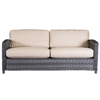Lodge Outdoor Sofa - front