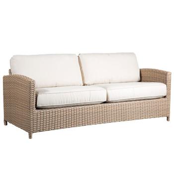 Lodge Outdoor Sofa - Fife Ecru Fabric