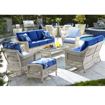 Paddock Outdoor 7 piece Seating Set