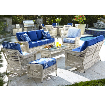Paddock Outdoor 7 piece Seating Set